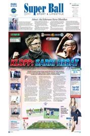 Cover Superball 26 September 2018