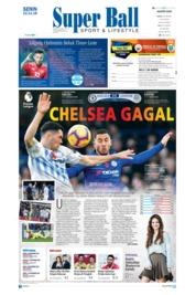 Cover Superball 12 November 2018