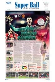 Cover Superball 15 Januari 2019