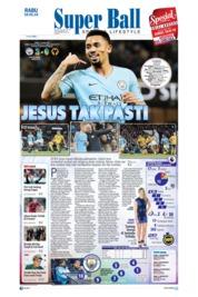 Cover Superball 16 Januari 2019