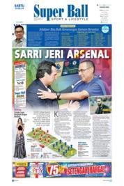 Cover Superball 19 Januari 2019