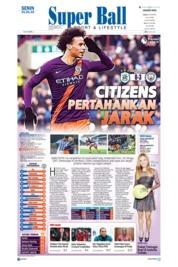 Cover Superball 21 Januari 2019