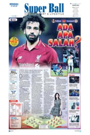 Cover Superball 17 Maret 2019