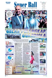 Superball Cover 14 May 2019