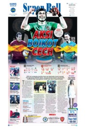 Cover Superball 23 Mei 2019