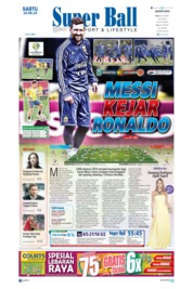 Superball Cover 15 June 2019