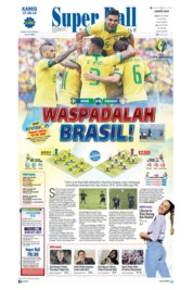 Superball Cover 27 June 2019