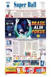 Superball Cover 29 June 2019
