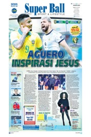 Cover Superball 01 Juli 2019