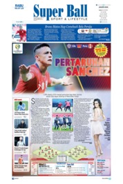 Cover Superball 03 Juli 2019