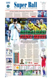 Superball Cover 04 July 2019