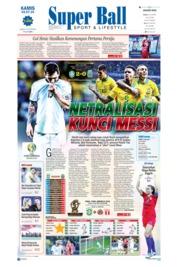Cover Superball 04 Juli 2019