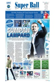 Superball Cover 05 July 2019