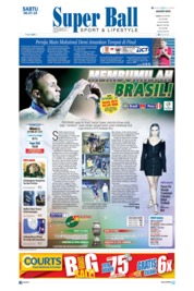 Superball Cover 06 July 2019
