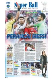 Superball Cover 08 July 2019