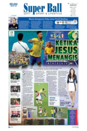 Superball Cover 09 July 2019