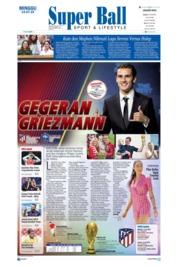 Cover Superball 14 Juli 2019