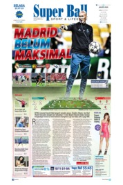 Superball Cover 23 July 2019