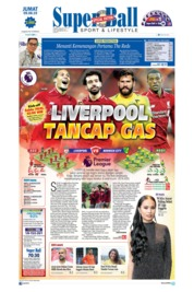 Superball Cover 09 August 2019