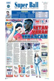 Superball Cover 13 September 2019