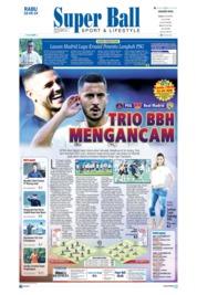 Superball Cover 18 September 2019