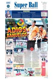 Superball Cover 20 September 2019