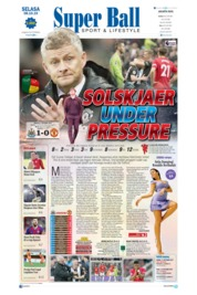 Superball Cover 08 October 2019