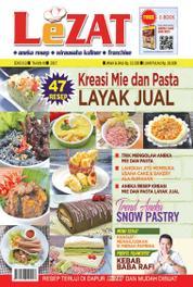 Cover Majalah LeZAT ED 313 Maret 2017