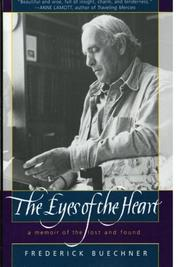 Cover The Eyes of the Heart oleh Frederick Buechner
