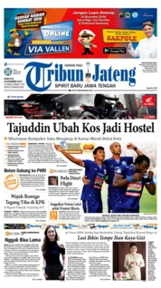 Tribun Jateng Cover