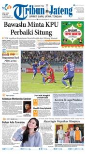 Tribun Jateng Cover 17 May 2019