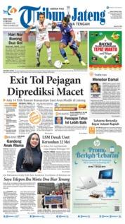 Tribun Jateng Cover 27 May 2019
