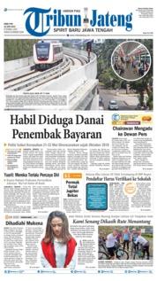 Tribun Jateng Cover 12 June 2019