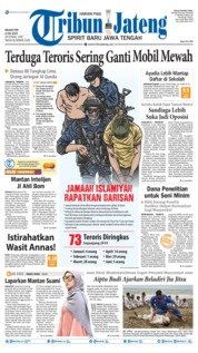 Tribun Jateng Cover 02 July 2019