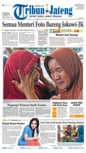 Tribun Jateng Cover 04 October 2019