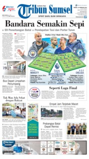 Tribun Sumsel Cover 10 February 2019