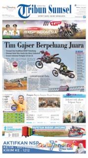 Cover Tribun Sumsel