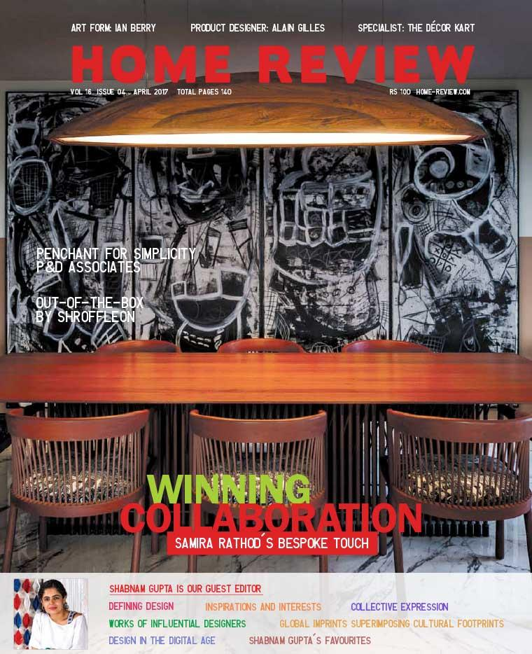 Majalah Digital HOME REVIEW April 2017