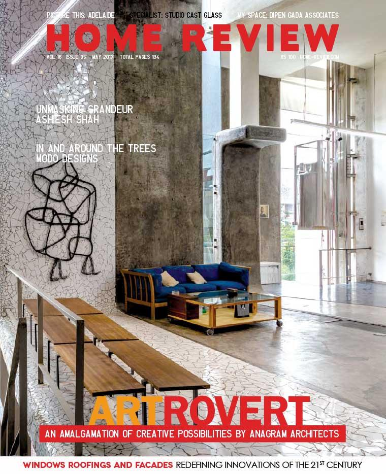 HOME REVIEW Digital Magazine May 2017