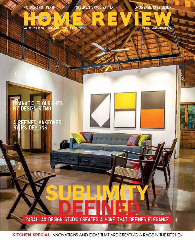 HOME REVIEW Digital Magazine June 2017