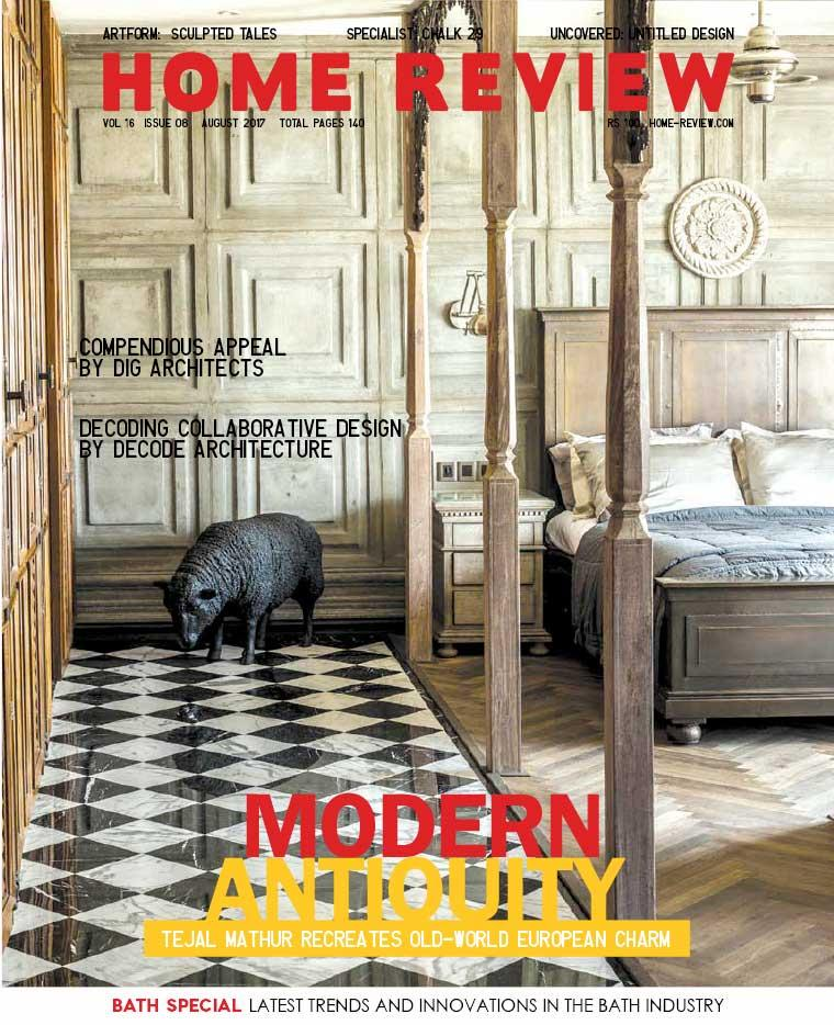 HOME REVIEW Digital Magazine August 2017