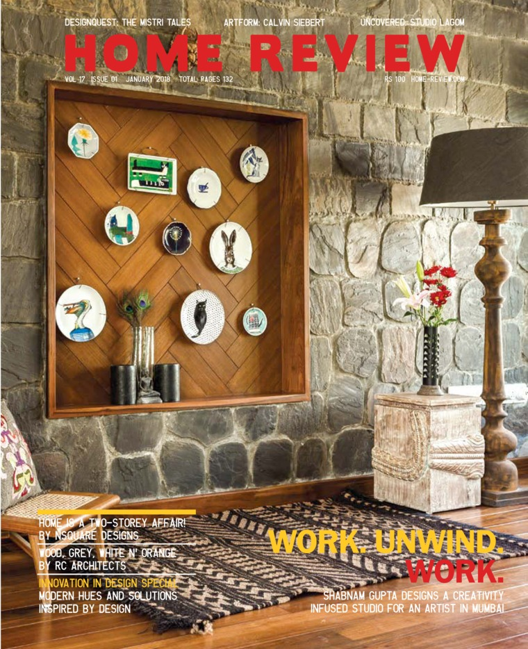 HOME REVIEW Digital Magazine January 2018