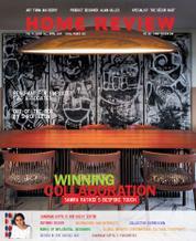 Cover Majalah HOME REVIEW