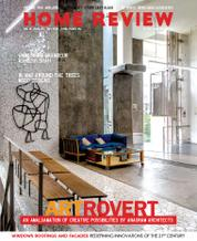 HOME REVIEW Magazine Cover May 2017