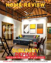 HOME REVIEW Magazine Cover June 2017
