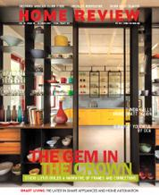 HOME REVIEW Magazine Cover October 2017