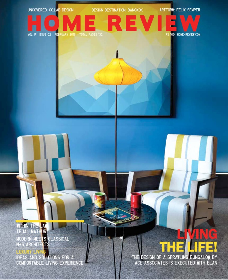 HOME REVIEW Digital Magazine February 2018