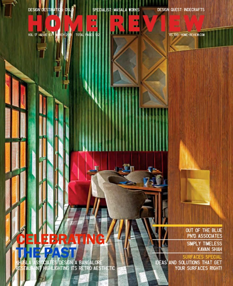 HOME REVIEW Digital Magazine March 2018