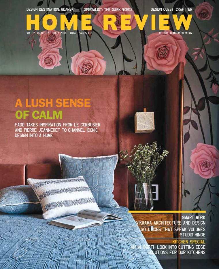 Majalah Digital HOME REVIEW Juli 2018