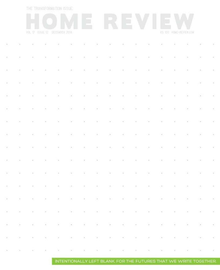 Majalah Digital HOME REVIEW Desember 2018